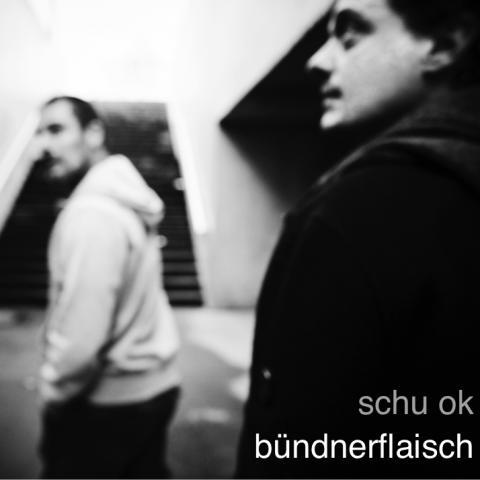 Schu okey (Bündnerflaisch)